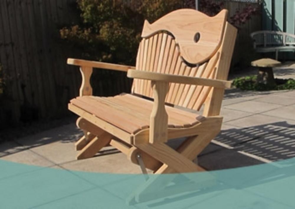 The Rockabye Garden Seat Sitting Spiritually Exclusive