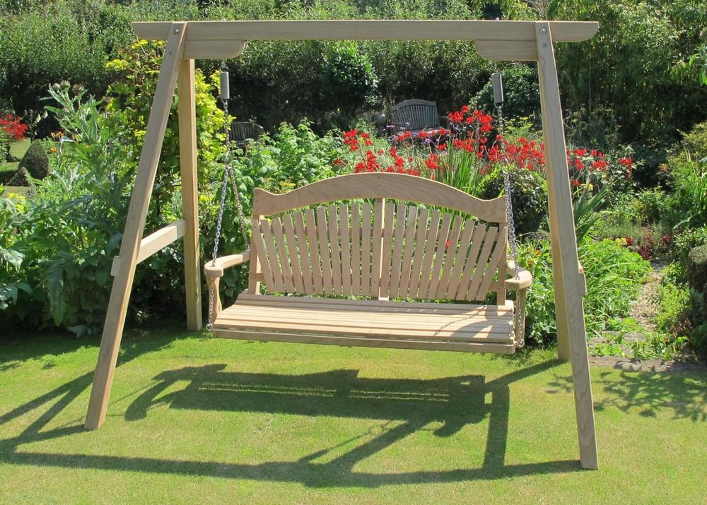 Rhs Licensed Garden Swing Seats Sitting Spiritually