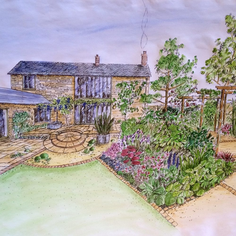 So What is Garden Design all about? By Alice Blount  Sitting