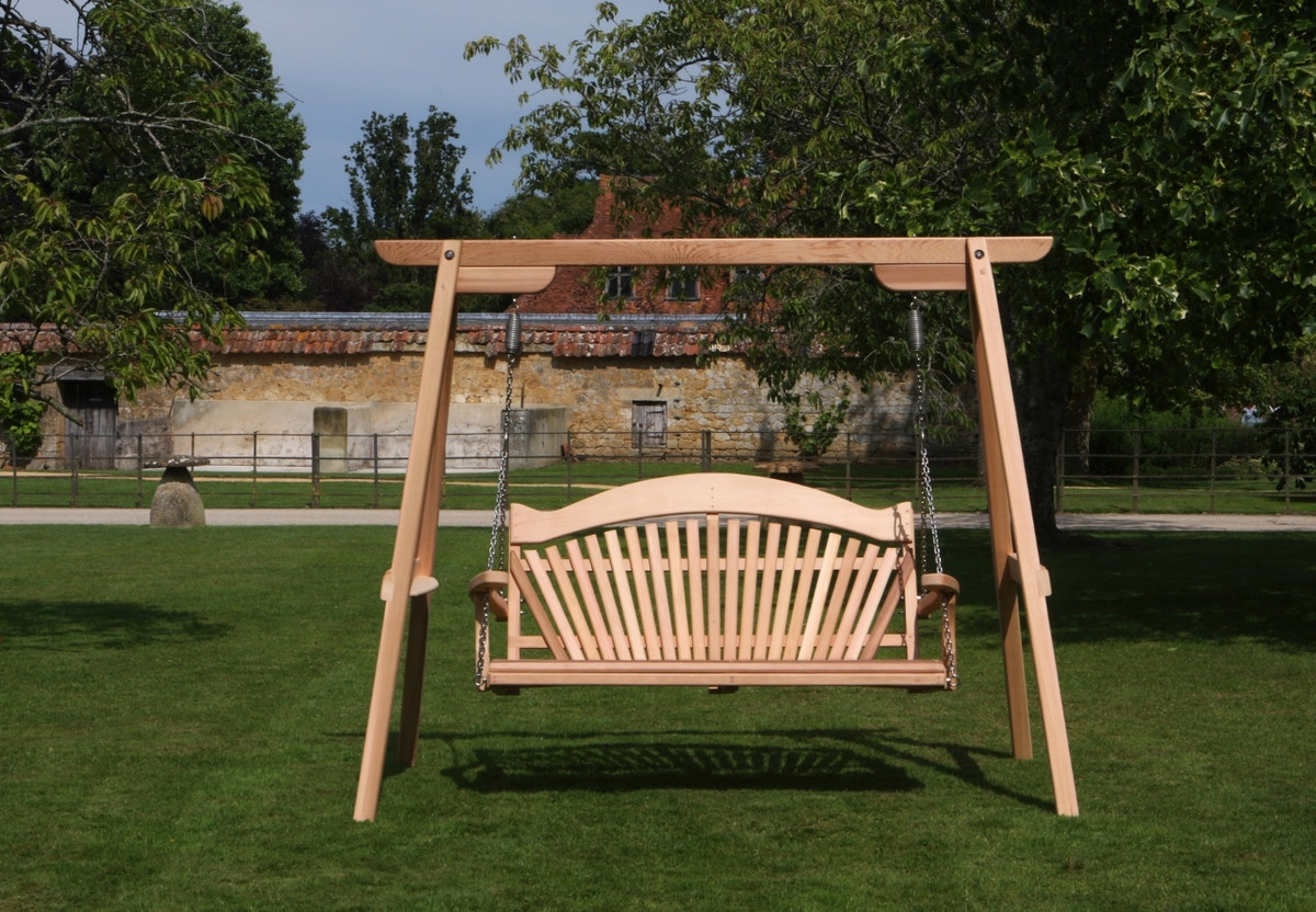 Pictures of our Swing Seats | Sitting Spiritually