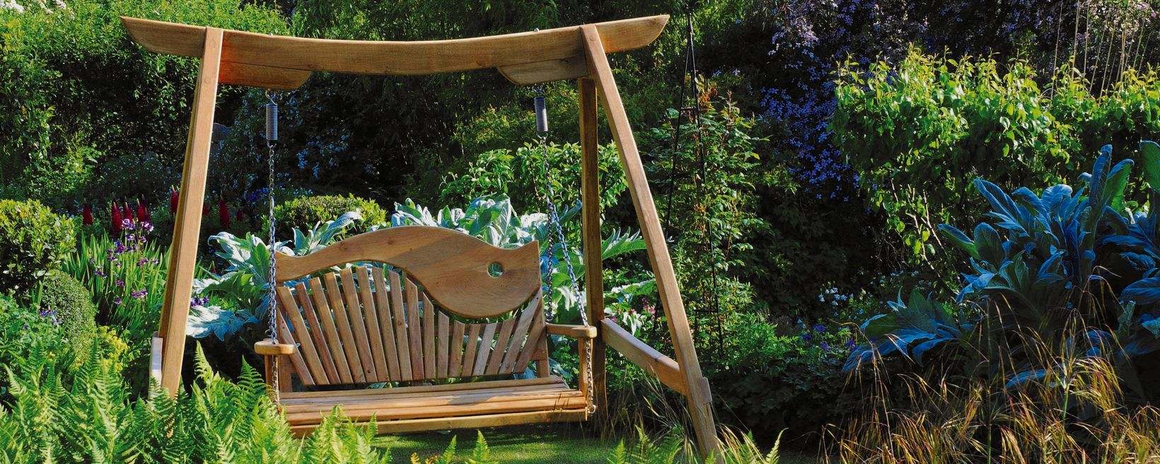 Kyokusen Swing Seats Lyme Regis by Sitting Spiritually - Bespoke Swings For All Ages