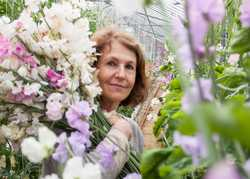 An Interview with The Real Flower Company Founder, Rosebie Morton