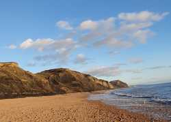 Exploring the Jurassic Coast on Foot – Guy Kerr, Programme Manager for the Jurassic Coast Trust
