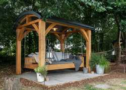 New Product Release: The Oak Canopy Swinging Day Bed