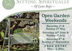 Open Weekend Coming up