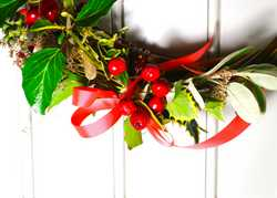 Our Favourite Real Christmas Wreaths