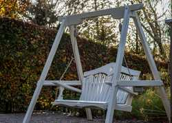 Own A Pre Loved Sitting Spiritually Swing Seat
