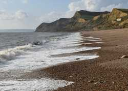 Sitting Spiritually on the Jurassic Coast