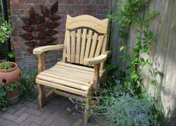 Why is Seating in the Smaller Garden Important?