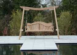 Why is Winter the perfect time to buy your Sitting Spiritually Garden Swing Seat?