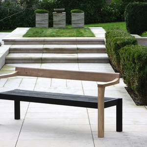 Garden Bench Floating Bench Simon Thomas Contemporary Range