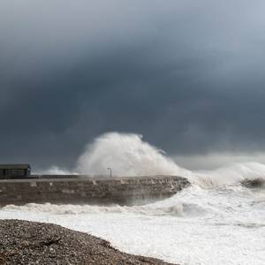 The Cobb by Rob Coombe Photography