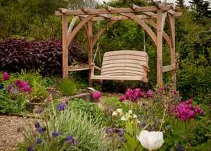 Bespoke Pergola and Arbour Swing Seats UK