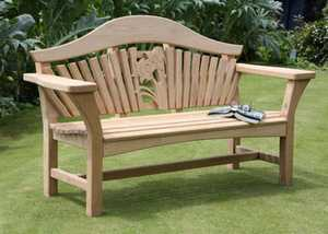 RHS Centenary Bench Garden Furniture