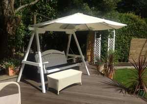 Shade Solutions for Swing Seats