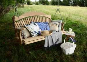 RHS Licensed Garden Swing Seats