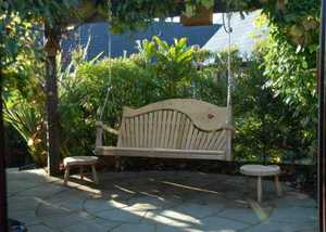 Swing Seats for your own Pergolas, Porches etc.