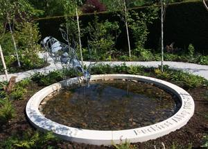 Pond for Wildlife at Buckfast Abbey