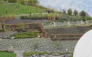 Our Garden Furniture at The Eden Project