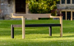 Contemporary Swing Seat 3 Seater