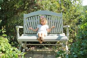 Rockabye Garden Swing Seat Lyme Regis by Sitting Spiritually - Bespoke Swings