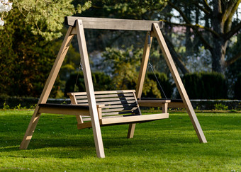 Sitting Spiritually Yakisugi Swing Seat