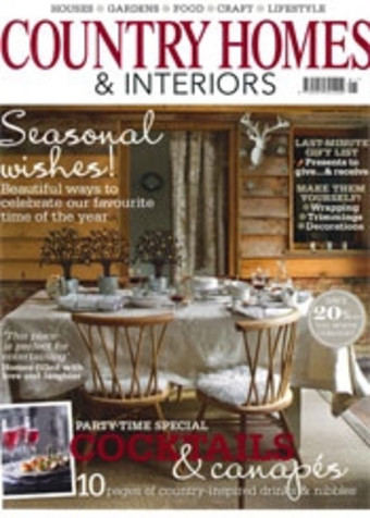 Country Homes January 2012