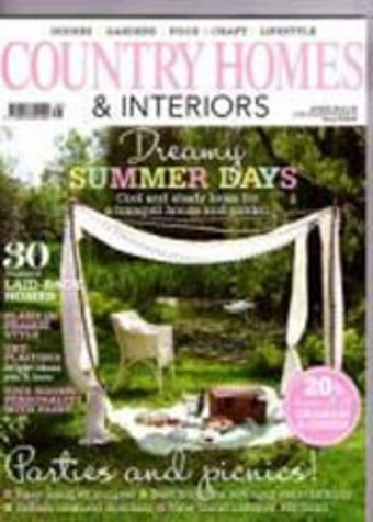 Country Homes Magazine 2011