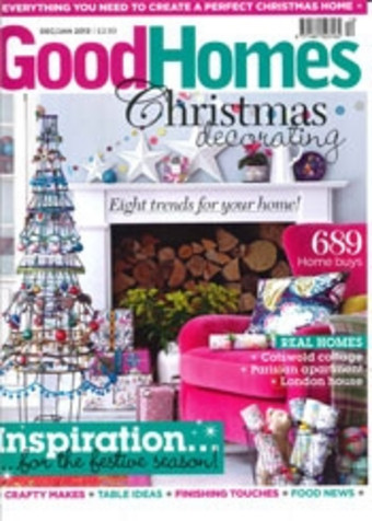 Good Homes December January 2012