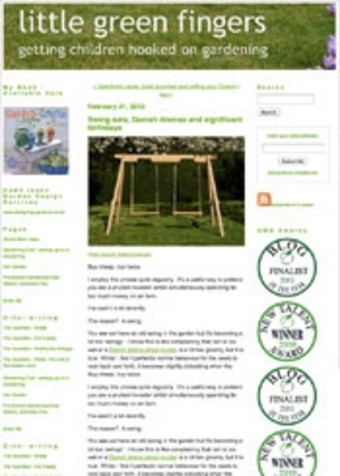 Little Green Fingers Blog February 2012