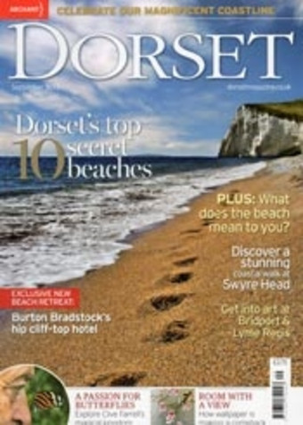 Sitting Spiritually in Dorset Magazine 2013