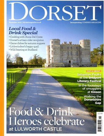 Sitting Spiritually in Dorset Magazine November 2015