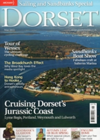 Sitting Spiritually Swing Seats in Dorset Magazine May 2013