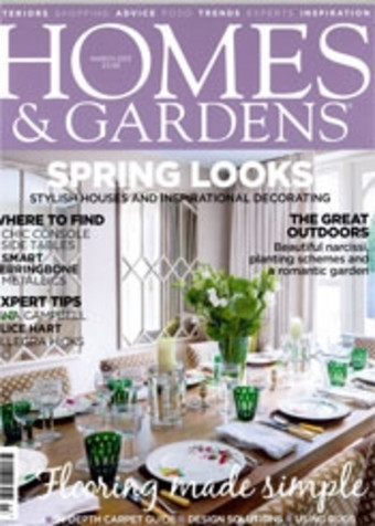 Sitting Spiritually Swing Seats in Homes and Gardens February 2013