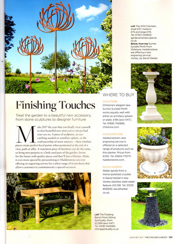 The English Garden Magazine January 2017