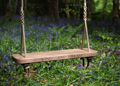 Tree Swing Oak Tree Swing Wooden Tree Swings Sitting Spiritually