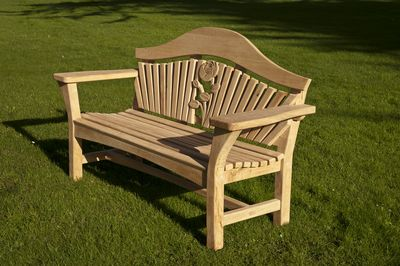RHS Centenary Bench Handcrafted