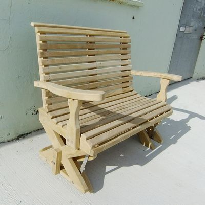Rockabye Garden Furniture Slat Back
