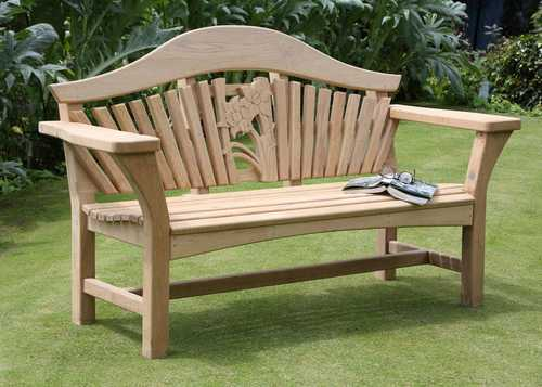 Garden Bench - The RHS Centenary