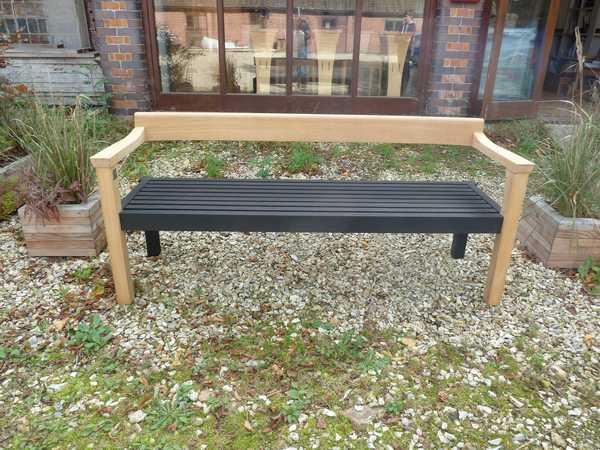 Floating Bench 3-Seater