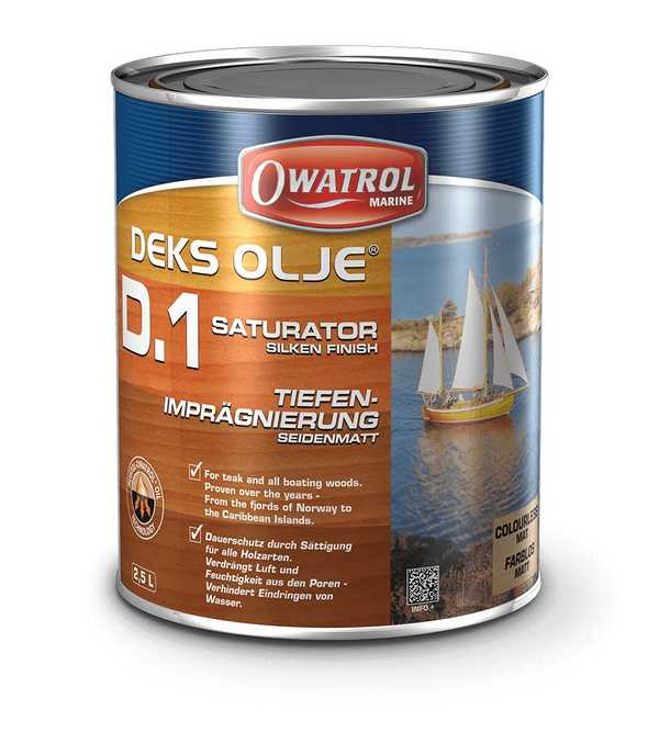 Deks Olje D1 Wood Oil