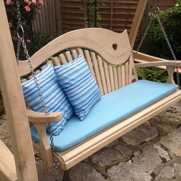 Fitted Swing Seat Cushions