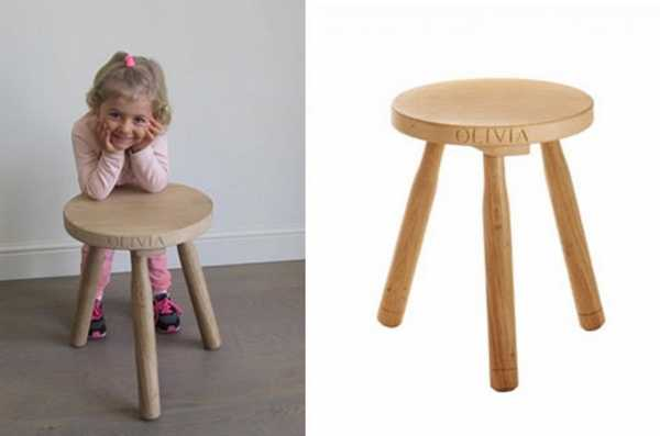 Dorset Milking Stool