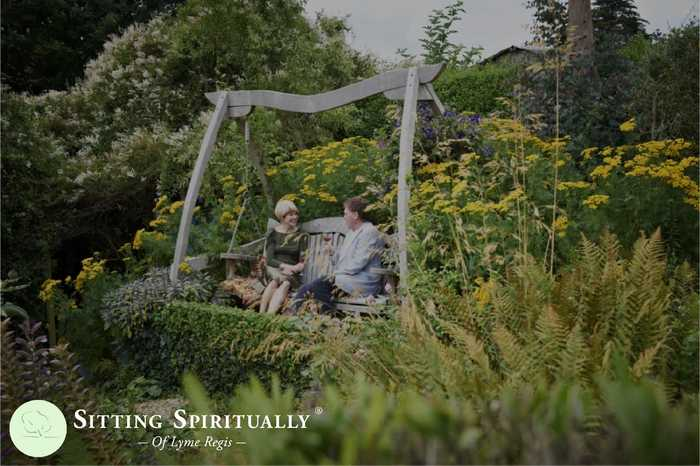 Bespoke Swing Seat by Sitting Spiritually