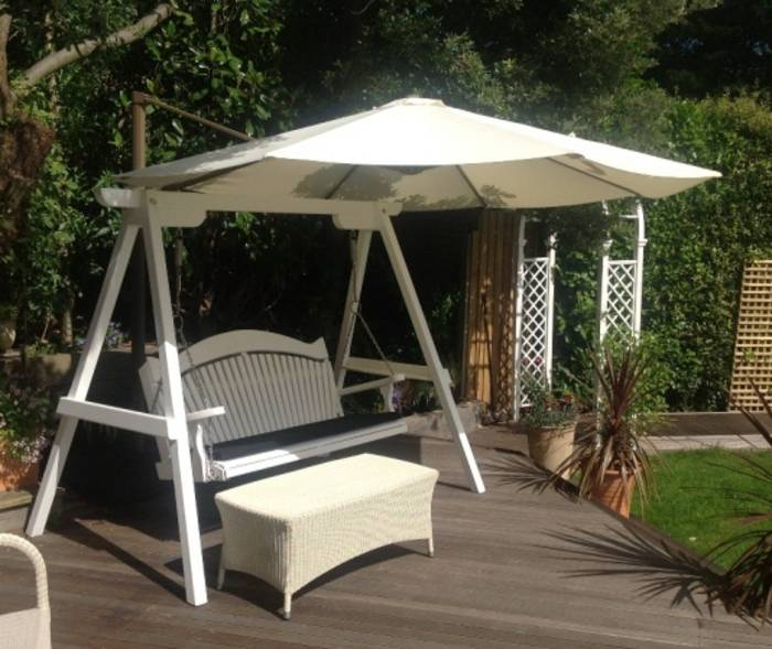 Sun Shade for Swing Seats