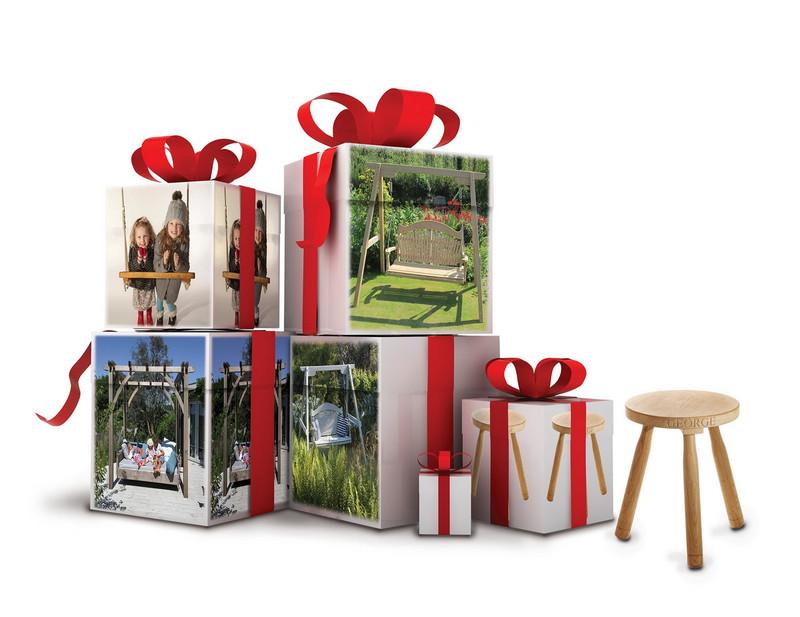 Swing Seats Rope Swings Garden Furniture Ideas For Christmas