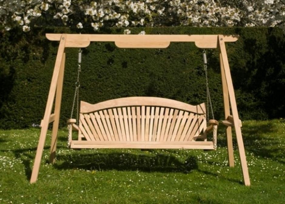 swings Adult wooden