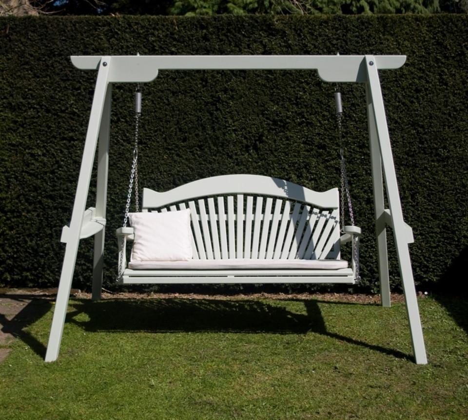 Garden Swing Seat - The Harmony Range In Pine
