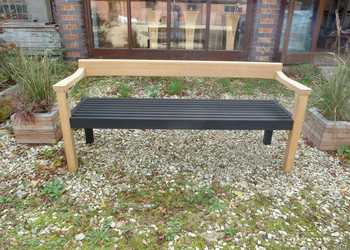 Floating Bench 3 Seater