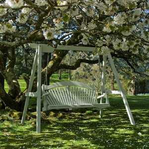 Garden Swing Seat Harmony in Painted Pine